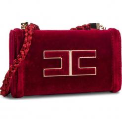Torebka ELISABETTA FRANCHI - BS-45A-88E2 Mosto R24. Czerwone torebki do ręki damskie Elisabetta Franchi, z materiału. Za 799.00 zł.