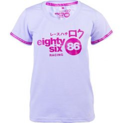 PROJEKT 86 Koszulka T-shirt 001 PK biała r. S (921492). Bluzki damskie PROJEKT 86. Za 58.71 zł.