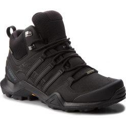 Buty adidas - Terrex Swift R2 Mid Gtx GORE-TEX CM7500 Cblack/Cblack/Cblack. Czarne trekkingi męskie Adidas, z gore-texu. W wyprzedaży za 509.00 zł.