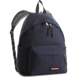 Plecak EASTPAK - Padded Pak'r EK620 Cloud Navy 228. Niebieskie plecaki damskie Eastpak, z materiału, sportowe. W wyprzedaży za 169.00 zł.