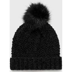Medicine - Czapka Hand Made. Czarne czapki i kapelusze damskie MEDICINE, z dzianiny. Za 39.90 zł.