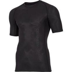 Koszulka kompresyjna męska 4FPro TSMF400A - czarny. Koszulki sportowe męskie marki KIPSTA. Za 149.99 zł.