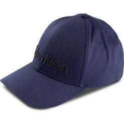 Czapka z daszkiem CALVIN KLEIN - Calvin Klein Cap W K40K400063 430. Niebieskie czapki i kapelusze męskie Calvin Klein. Za 159.00 zł.