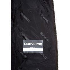 Converse MATTE SHINEY JACKET Kurtka zimowa black. Kurtki i płaszcze dla chłopców Converse, na zimę, z materiału. W wyprzedaży za 407.20 zł.