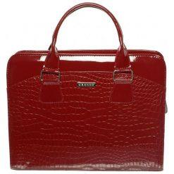 Grosso Bag Torebka Damska Czerwony. Czerwone torebki do ręki damskie Grosso Bag, ze skóry. Za 195.00 zł.