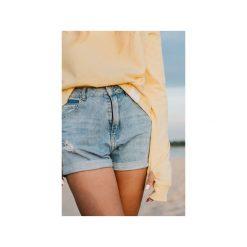 Bluza BASIC #1. Żółte bluzy damskie Little more. Za 199.00 zł.