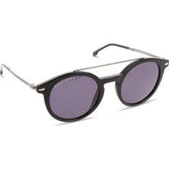 Okulary przeciwsłoneczne BOSS - 0929/S Black 807. Czarne okulary przeciwsłoneczne damskie Boss. W wyprzedaży za 529.00 zł.