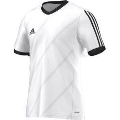 Adidas Koszulka piłkarska Tabela 14 biała r. S (F50271). T-shirty i topy dla dziewczynek Adidas. Za 45.01 zł.
