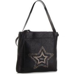 Torebka NOBO - NBAG-F1910-C020 Czarny. Czarne torebki do ręki damskie Nobo, ze skóry ekologicznej. W wyprzedaży za 159.00 zł.