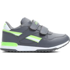 Szaro-Zielone Buty Sportowe Now You. Szare buty sportowe chłopięce Born2be, z materiału. Za 44.99 zł.