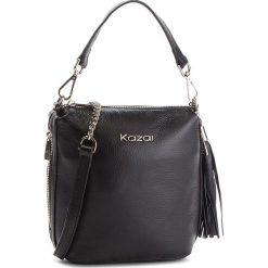 Torebka KAZAR - Tinsel 28081-01-00 Black. Czarne torby na ramię damskie Kazar. Za 599.00 zł.