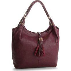 Torebka JENNY FAIRY - RC15270A Burgundy. Czerwone torebki do ręki damskie Jenny Fairy, ze skóry ekologicznej. Za 119.99 zł.