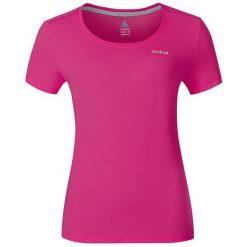 Odlo Koszulka damska T-shirt crew s/s neck MAREN różowa r. XL (221821). Bluzki damskie Odlo. Za 75.58 zł.