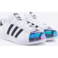 Adidas Originals - Buty Superstar Mt W. Szare obuwie sportowe damskie adidas Originals, z materiału. W wyprzedaży za 399.90 zł.
