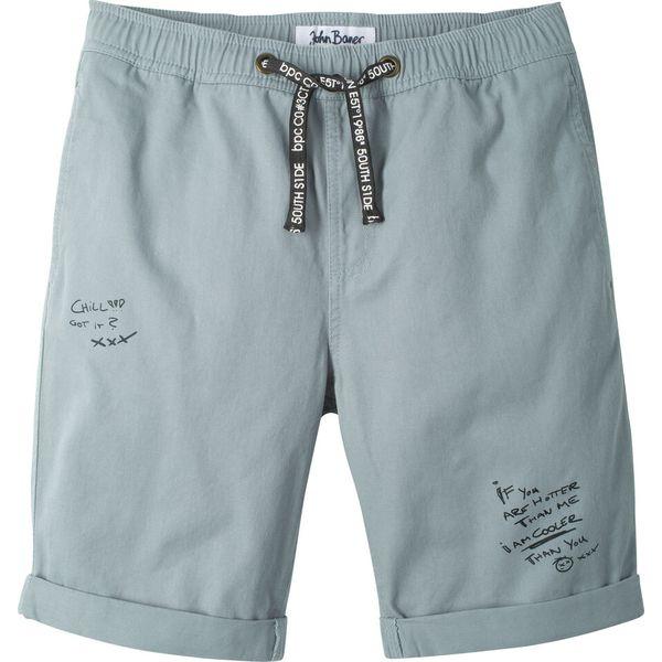 1795e04efe6197 Spodnie dla chłopców ze sklepu BonPrix.pl - Kolekcja lato 2019 -  Chillizet.pl