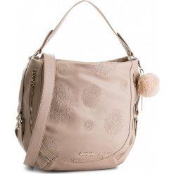Torebka DESIGUAL - 18WAXPBR 6002. Brązowe torebki do ręki damskie Desigual, ze skóry ekologicznej. W wyprzedaży za 249.00 zł.