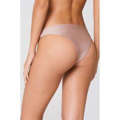 FAYT Dół od bikini Eli - Pink,Nude. Różowe bikini damskie FAYT. Za 76.95 zł.