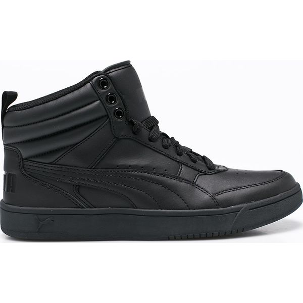 0b7331e7 Puma - Buty Rebound Street v2 L - Czarne obuwie sportowe damskie ...