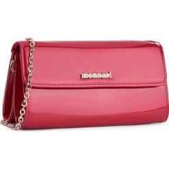 Torebka MONNARI - BAG9150-005 Red Lacquer. Czerwone torebki do ręki damskie Monnari, ze skóry ekologicznej. W wyprzedaży za 99.00 zł.
