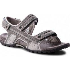 Sandały MERRELL - Sandspur Oak J598713  Grey. Szare sandały męskie Merrell, z materiału. W wyprzedaży za 199.00 zł.