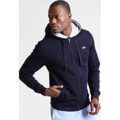 Lacoste Sport Bluza rozpinana navy blue/silver chine. Bluzy męskie Lacoste Sport, z bawełny. Za 409.00 zł.