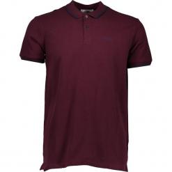 Koszulka polo w kolorze czerwonym. Czerwone koszulki polo męskie Ben Sherman, z haftami, z bawełny. W wyprzedaży za 108.95 zł.