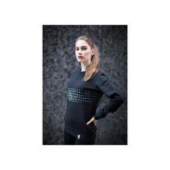 Bluza 3D(lux) panel. Czarne bluzy damskie Desert snow, z bawełny. Za 160.65 zł.