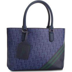 Torebka TRUSSARDI JEANS - Vaniglia 75B00552  U280. Niebieskie torebki do ręki damskie TRUSSARDI JEANS, z jeansu. Za 599.00 zł.