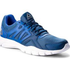 Buty Reebok - Trainfusion Nine 3.0 CN4717 Blue/Vital Blue/Pwtr. Niebieskie buty sportowe męskie Reebok, z materiału. W wyprzedaży za 159.00 zł.