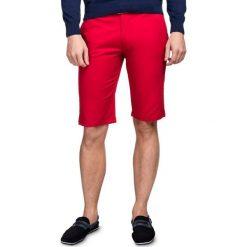 Szorty ACHILLE SOTS000008. Czerwone szorty męskie Giacomo Conti, na lato, z bawełny. Za 169.00 zł.