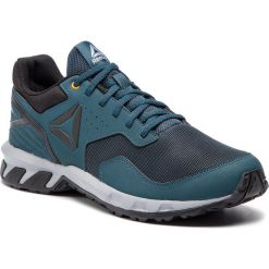 Buty Reebok - Ridgerider Trail 4.0 CN6264 Blue Hills/Shadow/Gold. Niebieskie buty sportowe męskie Reebok, z materiału. Za 229.00 zł.