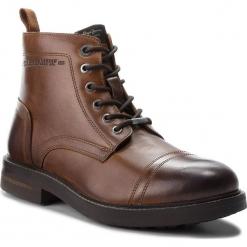 Kozaki PEPE JEANS - Hubert Boot PMS50159 Tan 869. Brązowe kozaki męskie Pepe Jeans, z jeansu. W wyprzedaży za 379.00 zł.