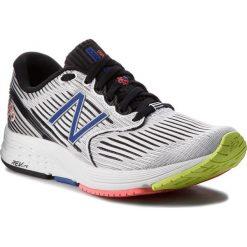 Buty NEW BALANCE - W890WB6 Biały. Białe obuwie sportowe damskie New Balance, z materiału. W wyprzedaży za 339.00 zł.