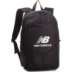 Plecak NEW BALANCE - TM Backpack NTBBAPK8PK  Black. Czarne plecaki damskie New Balance, z materiału, sportowe. Za 99.99 zł.