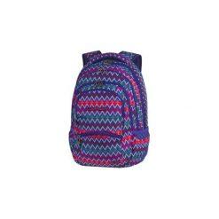 Plecak Młodzieżowy Coolpack College Chevron Stripes. Torby i plecaki dziecięce marki Pulp. Za 123.00 zł.