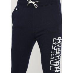 GStar RIE ART SW PANT WMN Spodnie treningowe sartho blue 6067. Spodnie sportowe damskie G-Star, z bawełny. Za 369.00 zł.