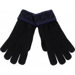 Rękawiczki Męskie EA7 EMPORIO ARMANI - 275562 8A301 02836 M Dark Blue. Rękawiczki męskie marki FOUGANZA. W wyprzedaży za 219.00 zł.
