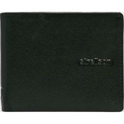 Strellson - Portfel skórzany. Czarne portfele męskie Strellson, z materiału. W wyprzedaży za 139.90 zł.