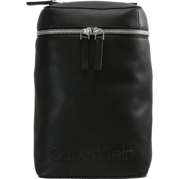 fb769b035 Calvin Klein EDGE Plecak black - Plecaki damskie Calvin Klein. W ...