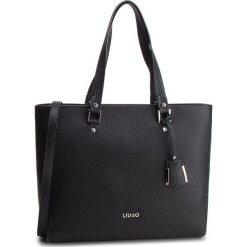 Torebka LIU JO - L Tote Isola N68006 E0033 Nero 22222. Czarne torby na ramię damskie Liu Jo. Za 649.00 zł.