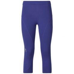 Odlo Spodnie Tights 3/4 GLISS r.S granatowe (347841). Spodnie dresowe damskie Odlo. Za 82.13 zł.