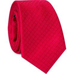 Krawat KWTR001583. Czerwone krawaty i muchy Giacomo Conti, z mikrofibry, klasyczne. Za 69.00 zł.