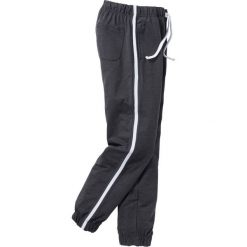 Spodnie sportowe bonprix antracytowy melanż. Spodnie sportowe męskie marki bonprix. Za 79.99 zł.