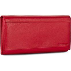Duży Portfel Damski SAMSONITE - 001-01460-0272-04 F.Red. Czerwone portfele damskie Samsonite, ze skóry. Za 259.00 zł.