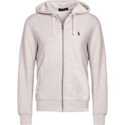 Polo Ralph Lauren HOOD Bluza rozpinana light grey. Kardigany męskie Polo Ralph Lauren, w kolorowe wzory, z bawełny. Za 539.00 zł.