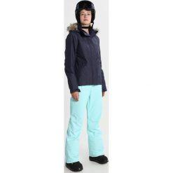 Roxy BACKYARD Spodnie narciarskie aruba blue. Spodnie snowboardowe damskie Roxy, z materiału, sportowe. W wyprzedaży za 494.10 zł.