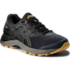 Buty ASICS - Gel-Pulse 9 G-Tx GORE-TEX T7D4N  Peacoat/Black/Gold Fusion 5890. Czarne buty sportowe męskie Asics, z gore-texu. W wyprzedaży za 319.00 zł.
