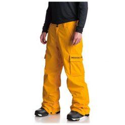 DC Męskie Spodnie Snowboardowe Banshee Pnt M Snpt ykk0 Golden Rod Xl. Brązowe spodnie snowboardowe męskie DC. Za 739.00 zł.