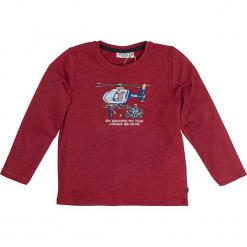 """Koszulka """"Polizei"""" w kolorze czerwonym. T-shirty dla chłopców marki Reserved. W wyprzedaży za 42.95 zł."""