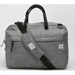 Herschel - Torba Sandford. Szare torby na laptopa męskie Herschel, w paski, z materiału. Za 469.90 zł.